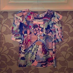 See by Chloe silk blouse